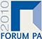 Logo Forum PA 2010